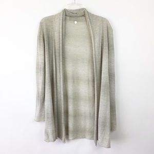 Margaret Oleary | Linen Blend Cardigan S/M A1017
